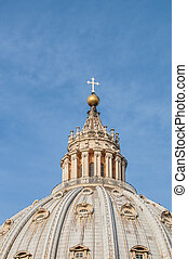 Vatican City in Rome, Italy - Vatican City State (Stato...