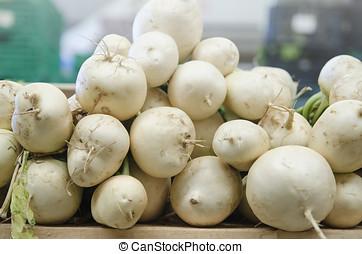 Vegetable turnip