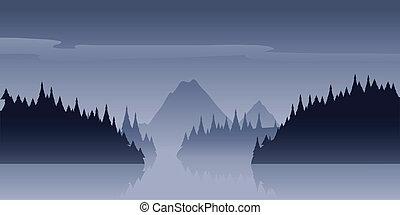 Wilderness Mist