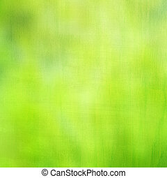 Abstract green background, beautiful bokeh backdrop, soft...