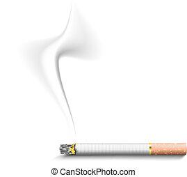 cigarette smoke