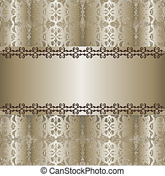lacy pattern - Vector background for celebrations, holidays,...