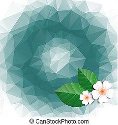 polygonal pattern