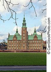 Rosenborg palace, Copenhagen - Rosenborg palace is a...