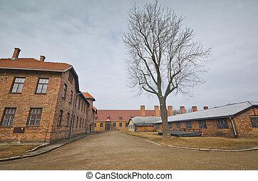Auschwitz , Poland