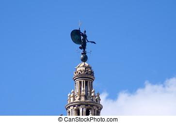 La Giralda in Seville