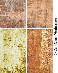 corrosions - corrosive metallic surfaces great as a...