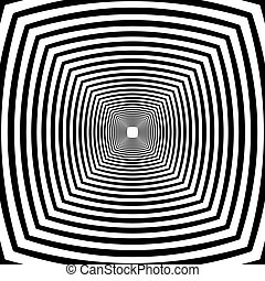 Perspective illusion