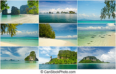 collections of Krabi, Thailand