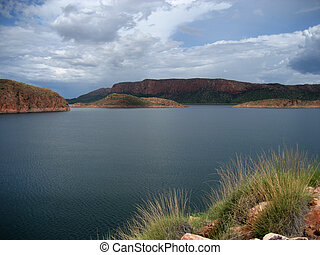 Lake Argyle, Australia