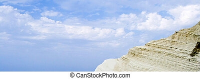 Scala dei Turchi - Spectacular coast of Agrigento - Scala...