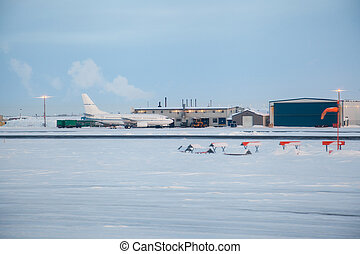 Prudhoe Bay Airport