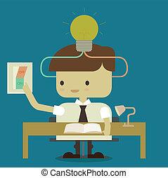 turn on ideas