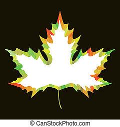 maple leaf design