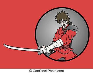 Card icon ninja