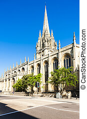 St Marys University Church, Oxford, Oxfordshire, England