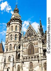 Cathedral of Saint Elizabeth, Kosice, Slovakia