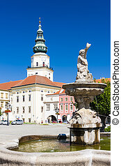 Archbishops Palace, Kromeriz, Czech Republic