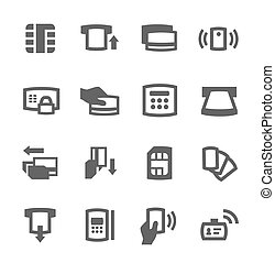 Cards icons
