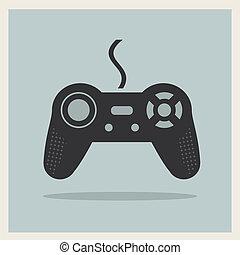 Computer Game Controller Joystick