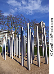 7th July Memorial in Hyde Park - The 7th July Memorial in...