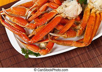 Crab legs - Snow Crab legs