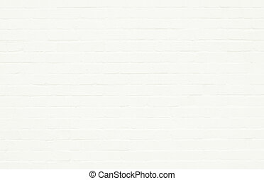 White brickwall surface for usage as a background