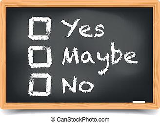 Blackboard Vote