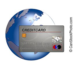global credit card silver