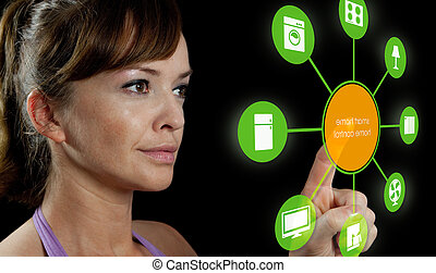 Smart Home Device - Home Control - smart house device...