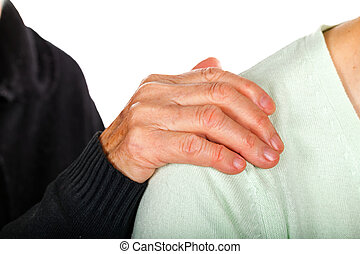 Elderly care - Choose the right caregiver for your loved one