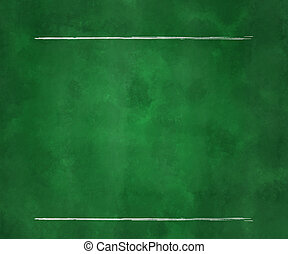 Green Chalk Board Background