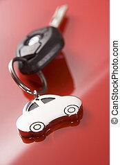 汽車, 鑰匙