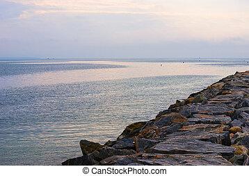 Jetty Cape Cod