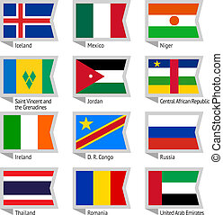 Flags of world-08