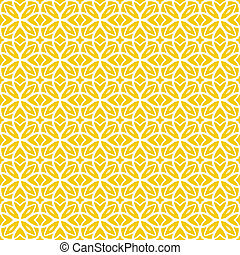 Vector art deco pattern with lacing shapes