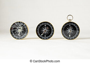 Analogic Compass - Orientation Concept - Analogic Compass on...