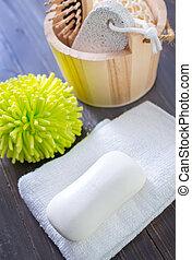 oggetti, bagno