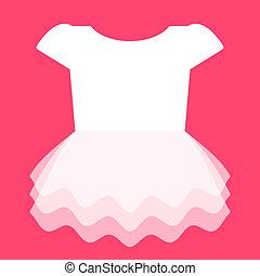 Cute Dress for Little Girl - Cute white dress for little...