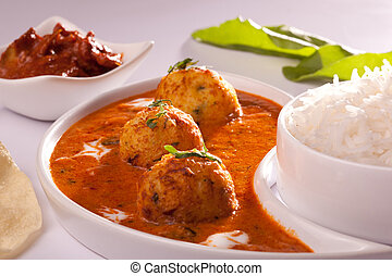 Dum Aloo- Spicy Indian Potato Curry - Hot and spicy Dum aloo...