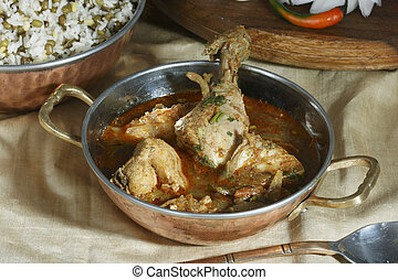 Chettinad chicken from Tamil Nadu - Chettinad chiken is a...