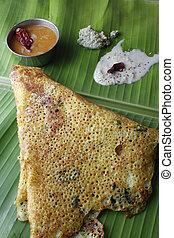 Rava dosa is semolina based South Indian pancake. - Rava...