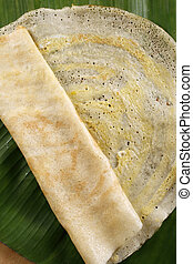 Egg Dosa is a thin crisp pancake made of egg. - Egg Dosa...
