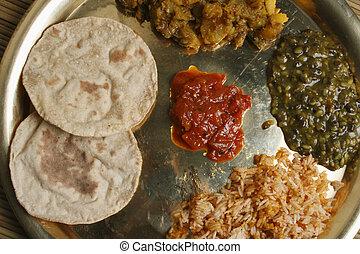 Phapar ko Roti - A typical food from Sikkim. - Phapar ko...