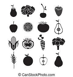 farm design over   white background vector illustration