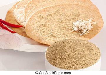 kakra- gujarati snack. - Kakra- a snack from Gujarat,...