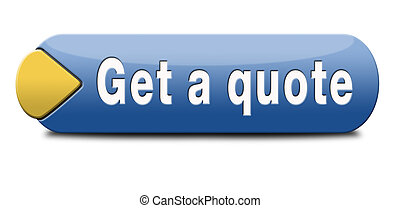 get aquote - get a quote button or icon