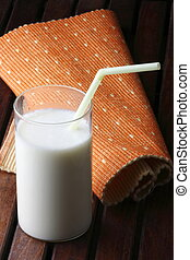 Sweet Lassi from India - Front Top View of Sweet Lassi is a...