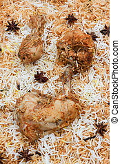 Chicken Biryani - Chicken biryani is an dish based on...