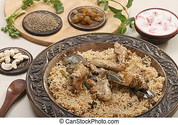 Hyderabadi Biryani - is perhaps the most well-known...